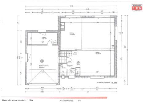 comment faire le plan d une maison
