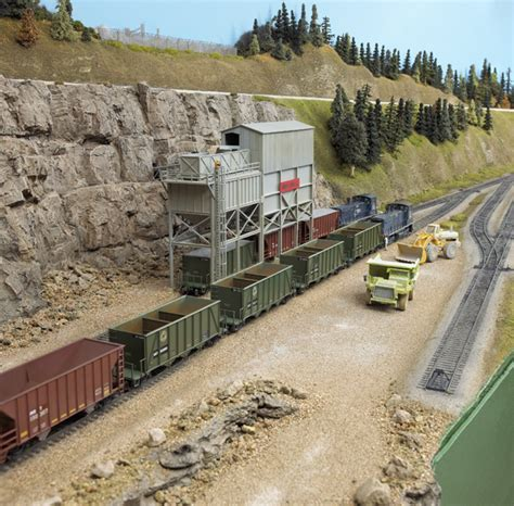 Office Depot Quarry by Building Model Railroader S Winter Hill Quarry