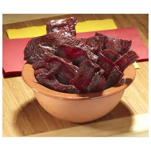 Half a Pound of Beef Jerky