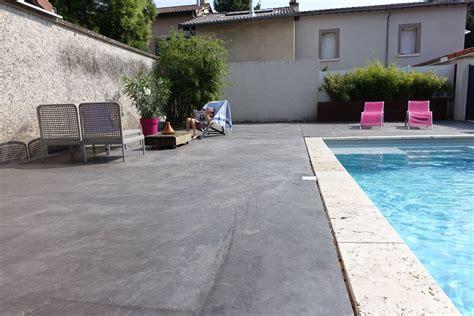 tour de piscine plage de piscine en b 233 ton teint 233 home staging lyon decovalor