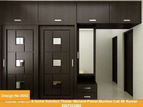 Bedroom Wardrobe Designs For Small Bedrooms by Wardrobe Designs For Small Bedroom Call Kumar Interior