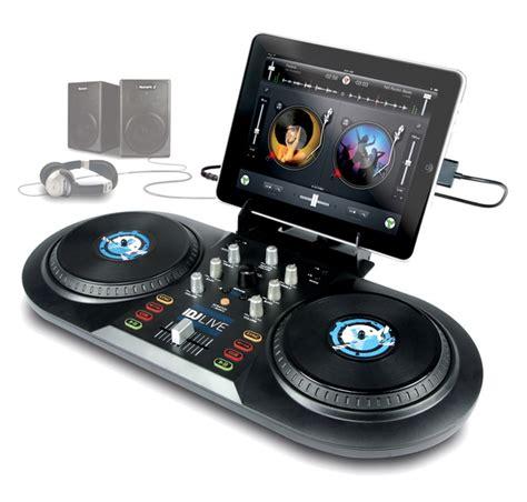 Good Starter Dj Decks idj turns any apple device into a dj turntable backstage