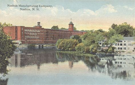 nashua manufacturing company wikipedia