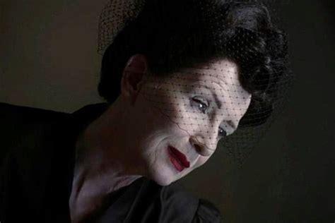 american horror story season  frances conroy  return