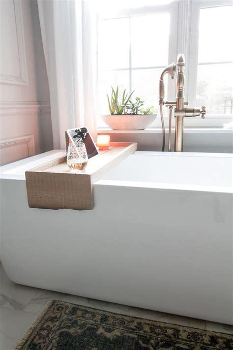 diy bathtub tray  plans  tutorial   diy
