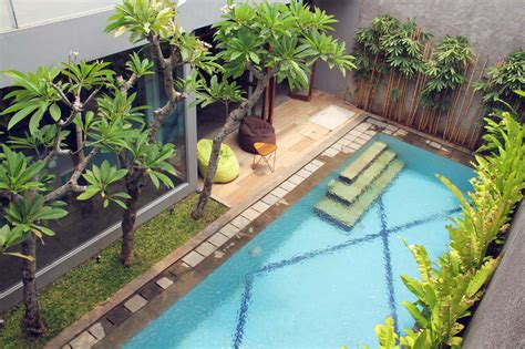 tips pembuatan kolam renang  rumah