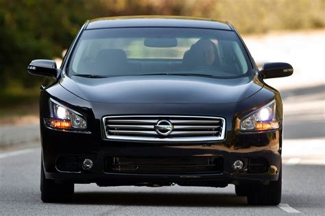 2012 Nissan Maxima Specs, Prices, VINs & Recalls ...