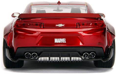 Iron Man - 2016 Chevy Camero SS 1:24 Scale Hollywood Rides ...