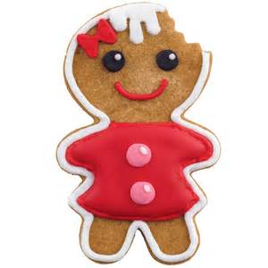irresistible gingerbread cookie wilton