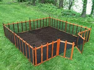 Garden, Fences, Look, Great, U0026, Protect, Your, Garden
