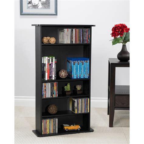 Media Cabinet by Atlantic Black Media Storage 37935726 The Home Depot