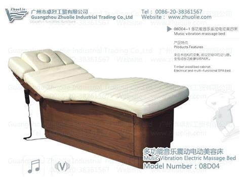 best brand of massage table luxury spa furniture electric massage bed for sale buy