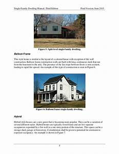 Single Family Dwellings Manual Nova 06