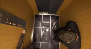 Lg39s terrifying elevator prank for Elevator floor prank