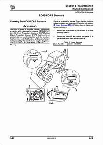 Jcb 3c 3cx 4cx Backhoe Loader Service Repair Manual