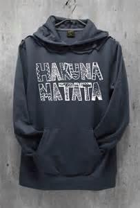Lion King Hakuna Matata Sweatshirt