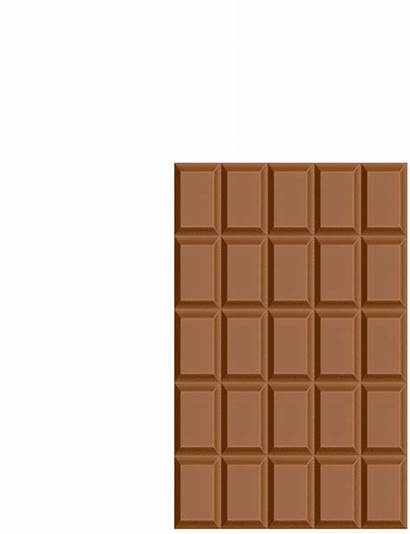 Chocolate Ending Never Bar Square Eat Animated