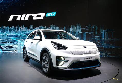 2019 Kia Niro Ev And Hyundai Tucson Facelift Debut In