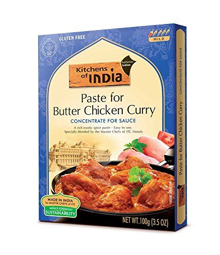 Kitchens Of India Paste Uk by Patak S Butter Chicken Curry Cooking Sauce