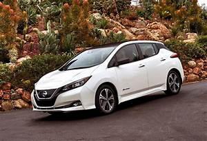 2020 Nissan Leaf Manual