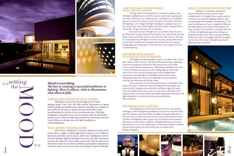 design magazine page magazine layout