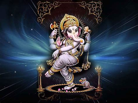 3d Wallpaper Ganesha by 3d Ganesh Wallpapers Free Gallery