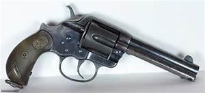 Rare 38 4 U201d Colt Model 1878 Double Action