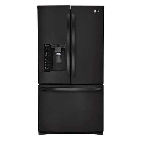 Lg Electronics 288 Cu Ft French Door Refrigerator In
