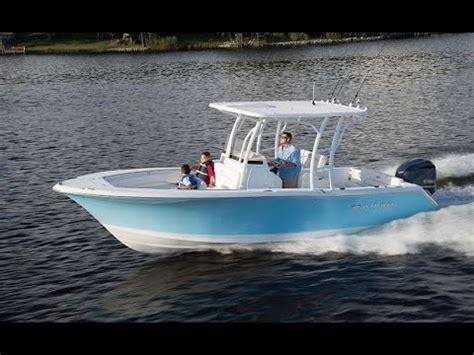 Sea Hunt Edge Boat by Sea Hunt Boats Edge 24 New Blue