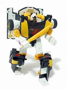 Wheeljack with Wind Sheer - Transformers Armada - TFW2005