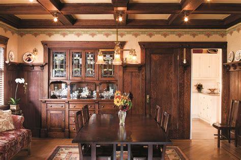 craftsman foursquare restoration design
