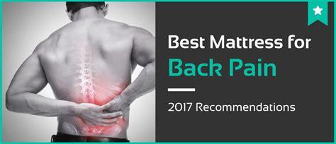 best mattress for back problems 5 best mattresses for back jan 2018 mattress