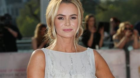 Amanda Holden Got Some Horrible Comments Over Her Look On