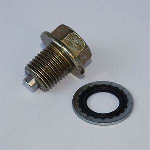 Magnetic Oil Drain Plug Chevrolet 2500 3500 6 6l Duramax Diesel  Psr0203