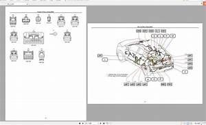 Toyota C-hr Hv  2018 05  Electrical Wiring Diagram
