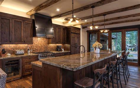 tuscan kitchen island cocinas rústicas muebles de cocina rústicos con de