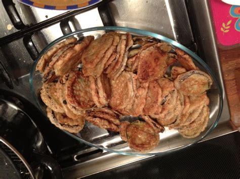 beignets d aubergines le petit plus j ai assaisonn 233 ma p 226 te 224 beignet farine 1 2 paquet