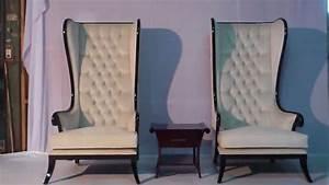 About A Chair : high back chair modern black glossy youtube ~ A.2002-acura-tl-radio.info Haus und Dekorationen