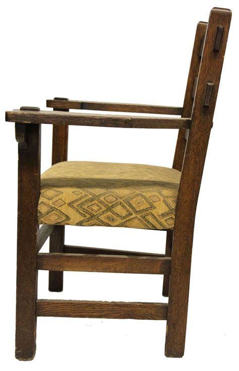 american mission style chair at 1stdibs