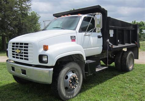 Dump Trucks For Sale Mccluskey Chevrolet