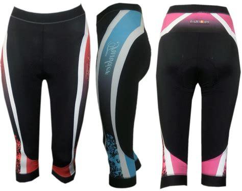 Funkier Women's Cycling Shorts 3 4 Women's Cycling Shorts