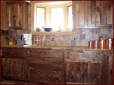 rustic black kitchen cabinets handmade solid wood rustic style cabinetry minnesota 4961