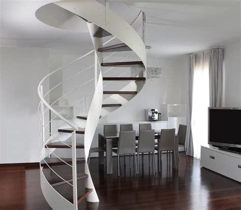 scale elicoidali design in legno e metallo rizzi arredare con stile