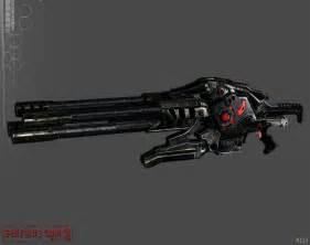 Serious Sam 3 Laser Gun