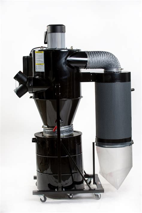 dustfx  hp hepa cyclone dust collector cwi woodworking