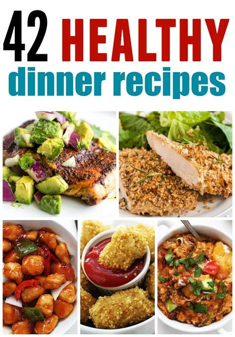 healthy dinner recipes healthy dinner roundup the recipe critic
