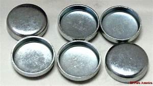 Steel 1 3  8 U0026quot  Freeze Plug For Ih Cylinder Head