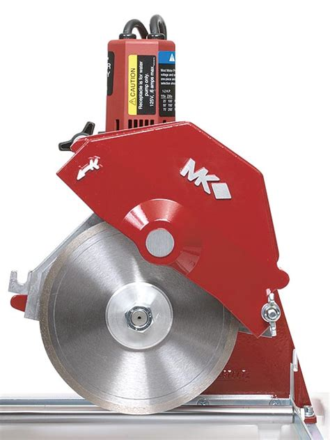 mk 370 tile saw blade change mk mk 370exp tile saw