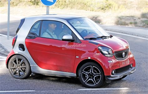 2018 Smart Fortwo Brabus Shows Details Geneva Debut