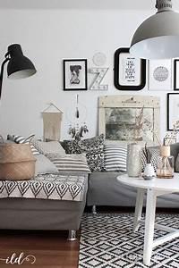 Boho Style Wohnen : wohnzimmer im boho stil einrichten so einfach geht s ~ Kayakingforconservation.com Haus und Dekorationen
